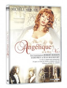 ANGELIQUE AND THE KING DVD