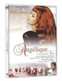 ANGELIQUE AND THE SULTAN DVD
