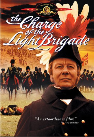Charge Of The Light Brigade 1968 Dvd Warshows Com