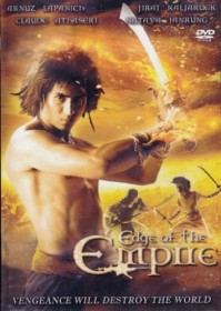 EDGE OF THE EMPIRE DVD