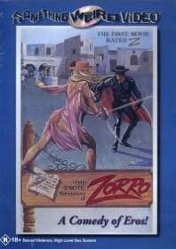 EROTIC TALES OF ZORRO
