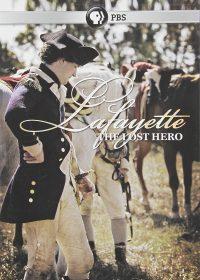 LAFAYETTE THE LOST HERO DVD