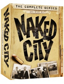 NAKAED CITY TV SERIES DVD SET