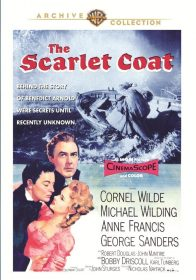 SCARLET COAT