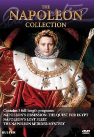 THE NAPOLEON COLLECTION DVD