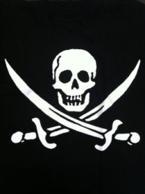 pirate front