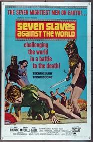 seven slaves against the world dvd