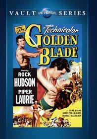 GOLDEN BLADE DVD