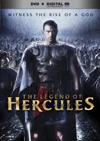 LEGEND OF HERCULES DVD