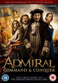 ADMIRAL COMMAND AND CONQUER DVD