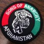 SONS OF ANARCHY AFGHANISTAN PATCH
