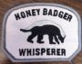 honey badger whisperer patch