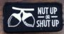nut up or shut up patch