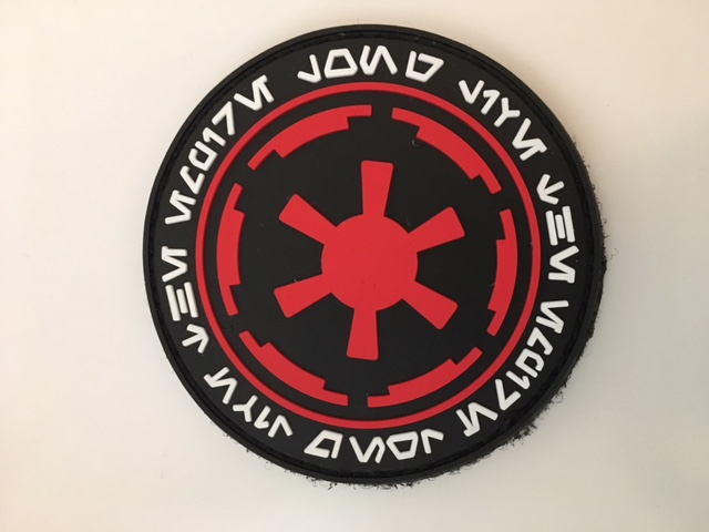 Star Wars Galactic Empire Long Live The Empire Aurebesh Insignia