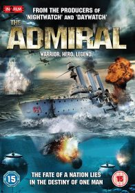 THE ADMIRAL DVD