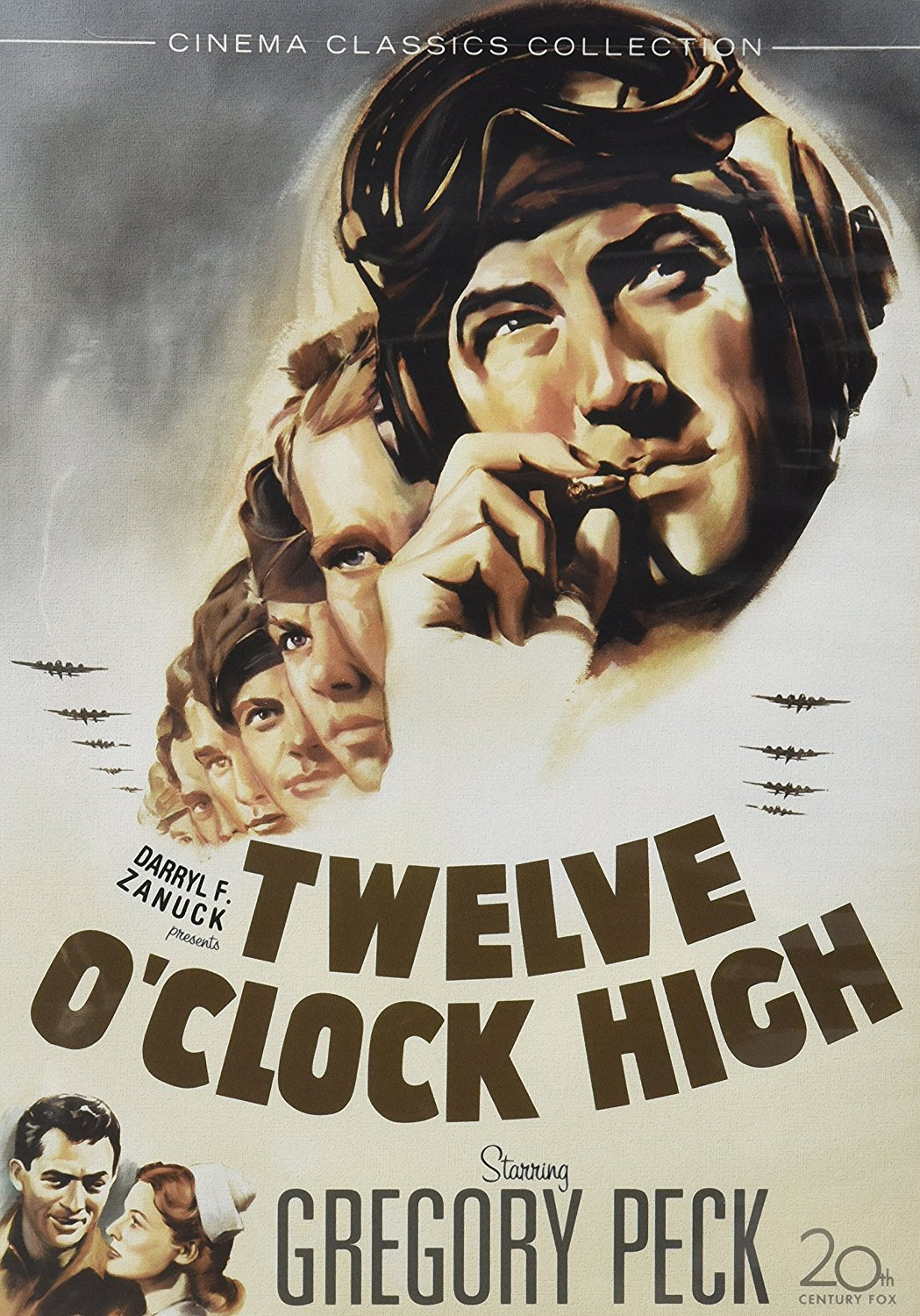 twelve oclock high gregory peck dvd warshowscom