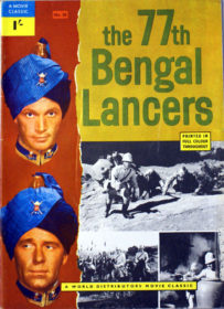 77TH BENGAL LANCERS TV SHOW DVD
