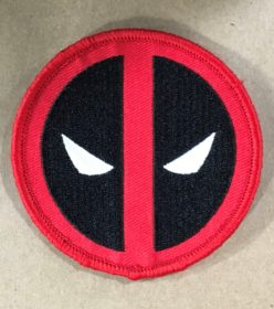 DEAD POOL PATCH