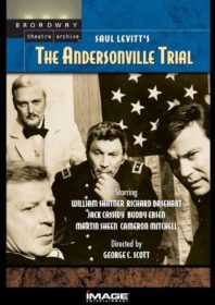 ANDERSONVILLE TRIAL DVD