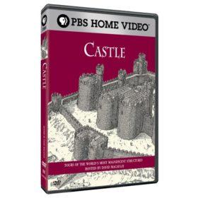 CASTLE PBS DVD