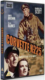 CORVETTE K225 DVD