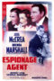 ESPIONAGE AGENT DVD