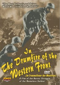 IN THE DRUMFIRE OF THE WESTERN FRONT DVD