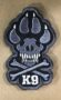 K9 GRAY PATCH
