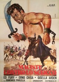 MACISTE AGAINST THE SHEIK DVD