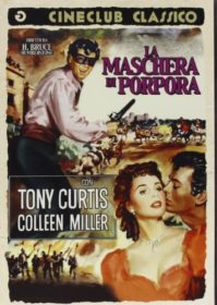 PURPLE MASK DVD