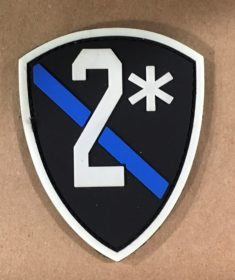 police canine patch