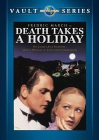 DEATH TAKES A HOLIDAY DVD