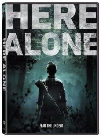 HERE ALONE DVD