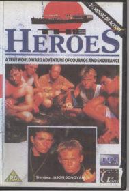 HEROES DVD