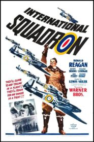 INTERNATIONAL SQUADRON DVD