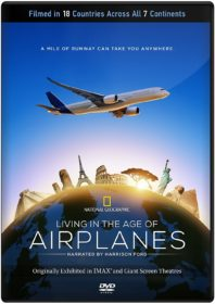 LIVING IN THE AGE OF AIRPLANES DVD