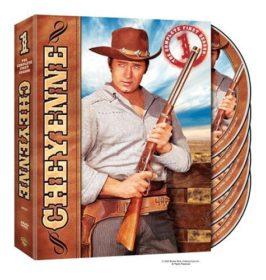 CHEYENNE TV SERIES DVD