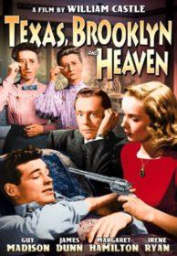 TEXAS BROOKLYN AND HEAVEN DVD