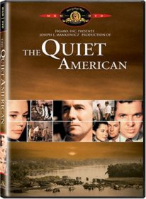 THE QUIET AMERICAN DVD