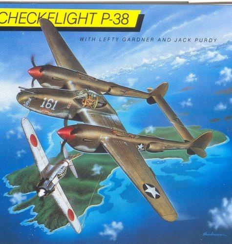CHECKFLIGHT P-38 AUDIO CD