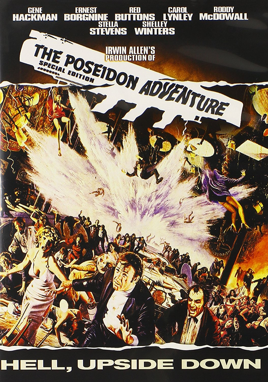 Poseidon Adventure Dvd